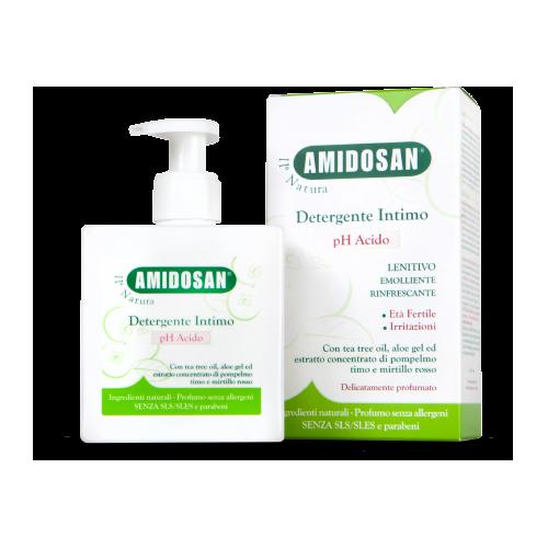 detergente intimo emolliente Amidosan